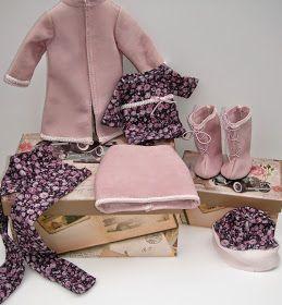 """Vestidos Para Nancy """"El Costurero De Chus"""": Moda en piel otoño invierno"""