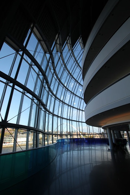 An Architectural Pilgrimage: The Sage Gateshead