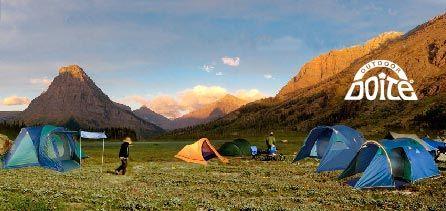 Doite Outdoor er samlebetegnelsen  for kvalitetsutstyret som Doite har utviklet.  Telt, soveposer, ryggsekker, campingutstyr.