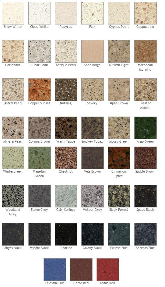 Best 25 quartz countertops colors ideas on pinterest for Kitchen granite countertops colors