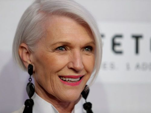 Maye Musk, Elon Musk's mother, is so classically chic at 68 we don't know what to do with ourselves