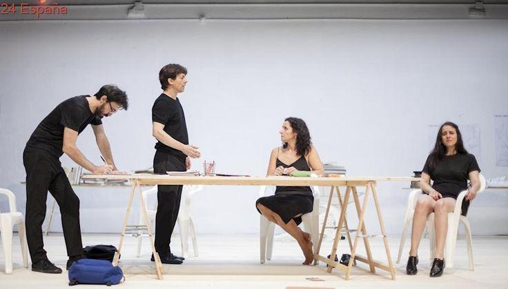 Se estrena en España «Ensayo», de Pascal Rambert, el retrato de una frustración