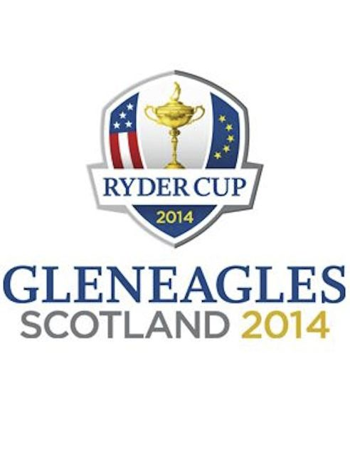 Ryder Cup 2014 at GLENEAGLES begins September 23rd.