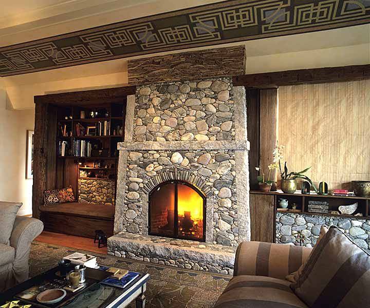39 best cool fireplaces images on Pinterest Fireplace ideas