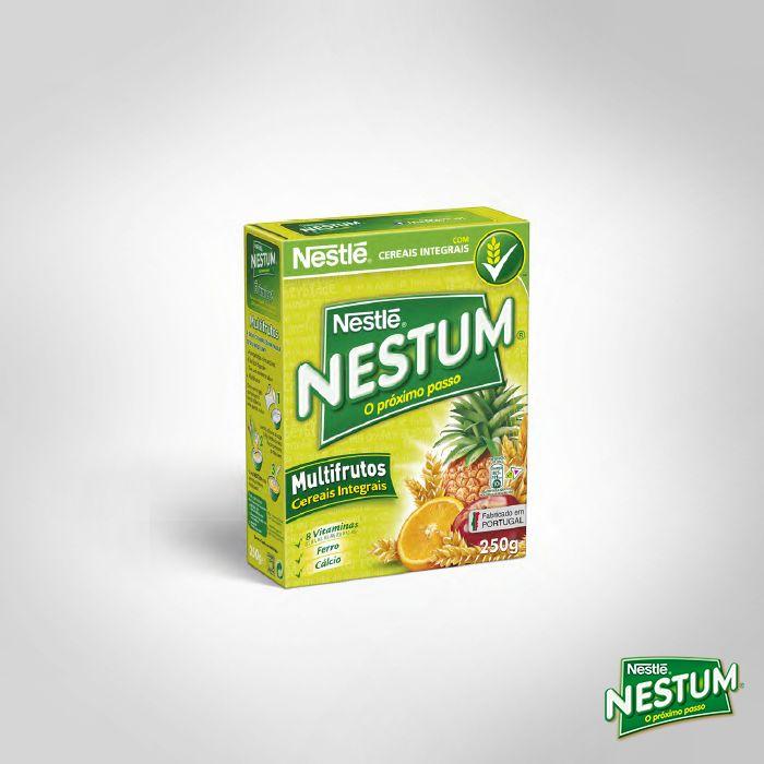 Nestum Multifrutos com Cereais Integrais