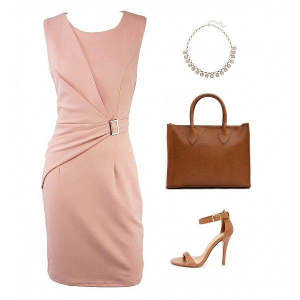 Taya Pleated Day Dress