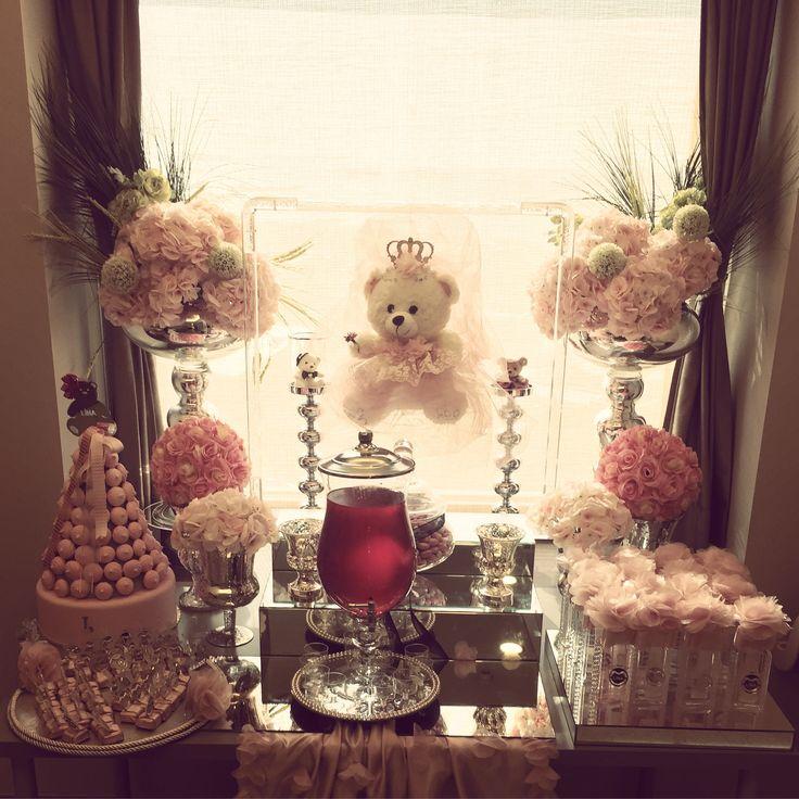Candy buffet/ hastane odası süsleme