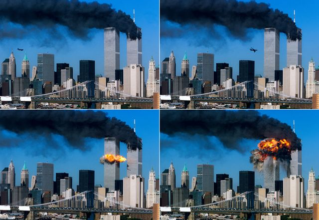 Die offizielle Variante der Anschläge vom 11. September 2001, mit der auch die Angriffskriege auf Afghanistan und Irak begründet wurden, lässt sich nicht länger aufrechterhalten. D en neuen Enthüll…
