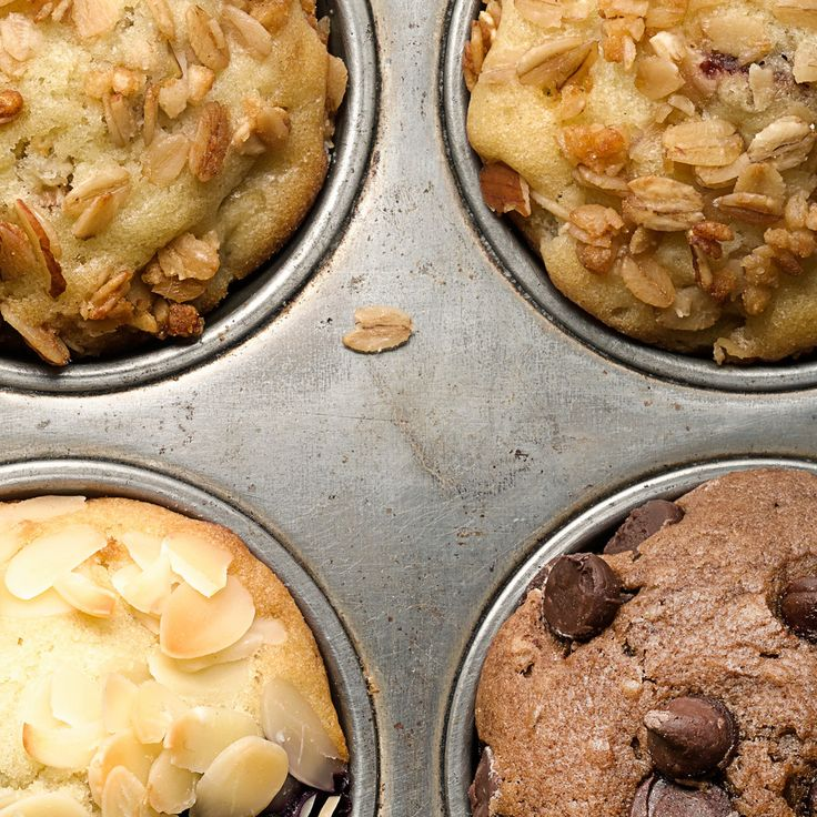 Easy Muffins in 30 Minutes