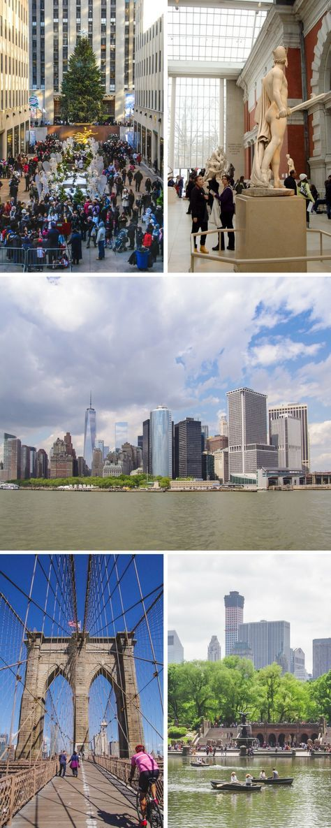 Things to do in New York City | New York Things to Do | Places to Visit in New York | NYC Itinerary | NYC Things to Do | Manhattan Sightseeing | Fun Things to Do in New York | New York City Attractions | Week in New York | What to do in New York City | Where to go in New York | New York Vacation