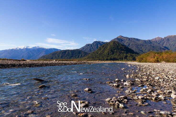 The South Island is filled with the most beautiful rivers. They are so beautiful that every rock you will want to take home!