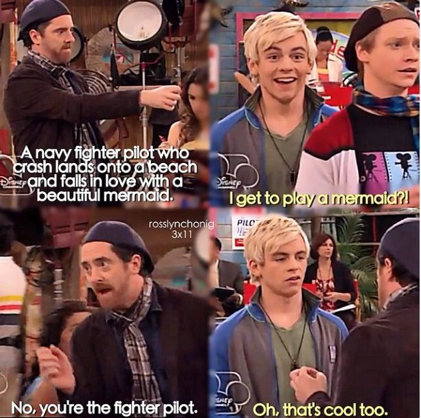 We all know that Ross would've actually been super excited to play this role.