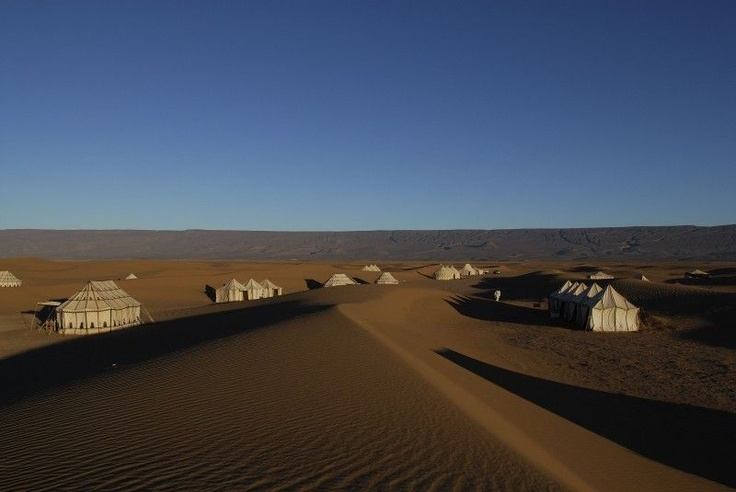 Camp des Dunes (Marocco)...a beautiful place to go glamping