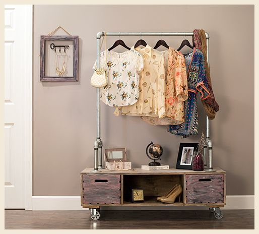 25+ Best Ideas About Portable Clothes Rack On Pinterest