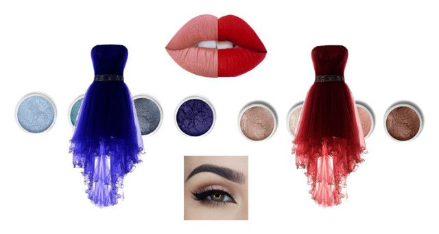 """Fire n water"" by ziaria on Polyvore featuring Terre Mère and Lime Crime"