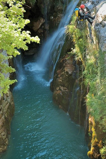 Anisclo Canyon, Ordesa National Park, Spain