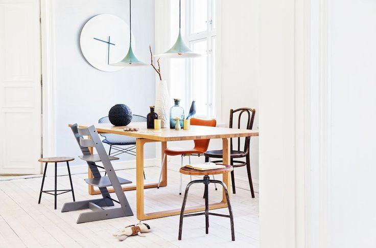 Растущий стул для ребенка: 85+ ультракомфортных моделей для вашего малыша http://happymodern.ru/rastushhij-stul-dlya-rebenka/ Растущий стул органично смотрится с другими стульями