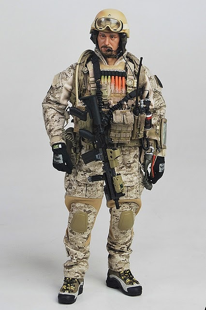 Navy Seal Enlisted Uniforms