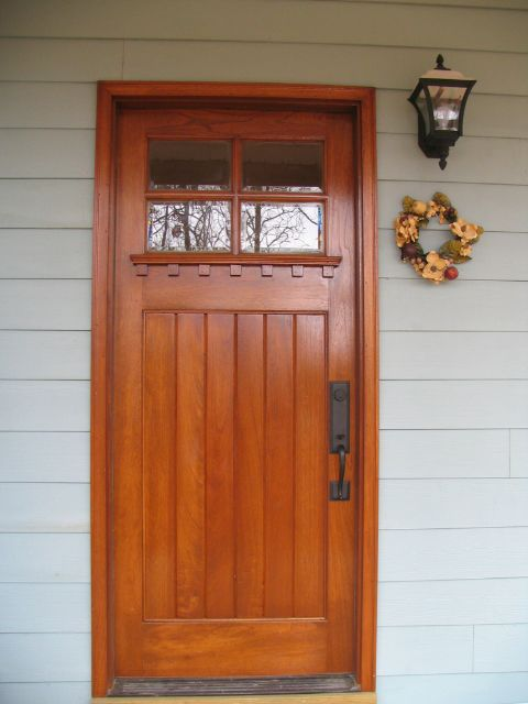 91 best images about doors for tiny houses on pinterest for Craftsman dutch door