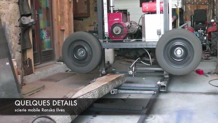 43 best images about sawmills on pinterest homemade. Black Bedroom Furniture Sets. Home Design Ideas