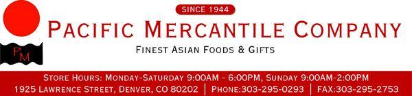 Pacific Mercantile Company = Hawaiian Miso