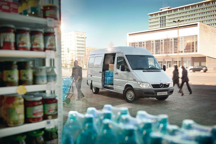 #MercedesBenz #Vans Sprinter Class In #Russia http://www.benzinsider.com/2013/07/mercedes-benz-vans-produces-first-sprinter-class-in-russia/