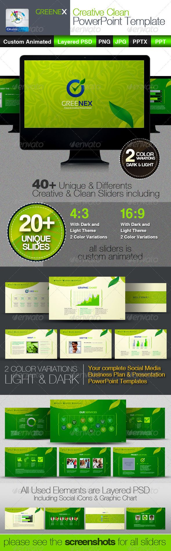 powerpoint templates for communication presentation gallery, Modern powerpoint