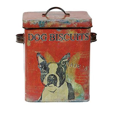 Dog Biscuit Container