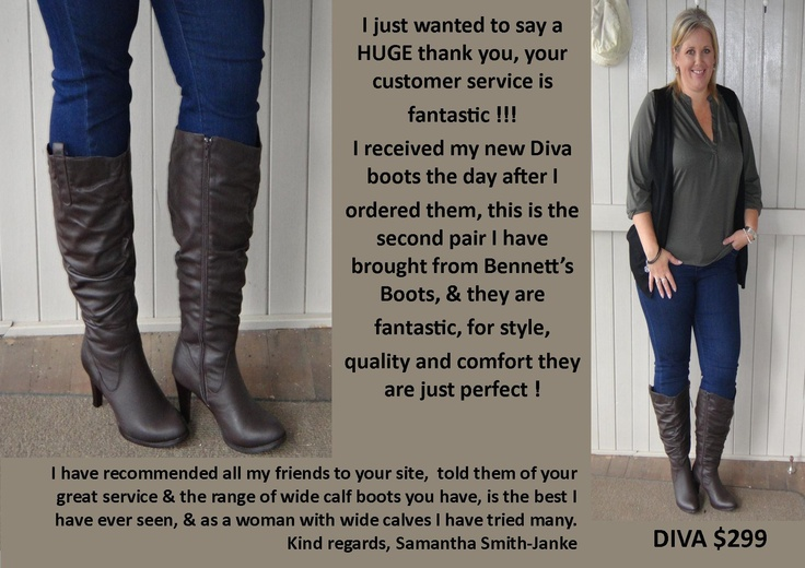 Fabulous Boots for our Fabulous Customers
