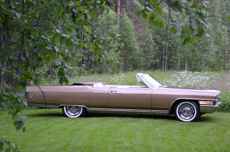 '65 Cadillac Eldorado convertible