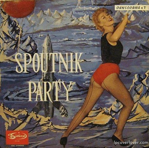 Various Artists - Spoutnik Party (1959)