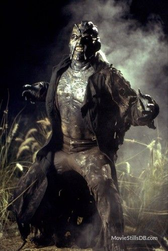When I run I picture Jeepers Creepers Behind me!!!!!