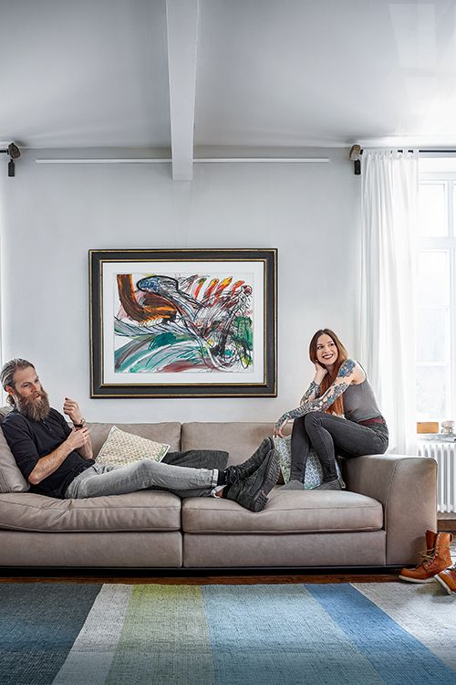54 best m bel im skandinavischen look images on pinterest. Black Bedroom Furniture Sets. Home Design Ideas