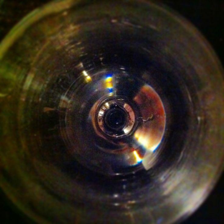 Empty glass...  ©Lourdes Pozo