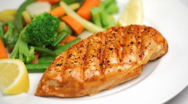 Build lean mass and torch your body fat with this full day's worth of perfect food choices.
