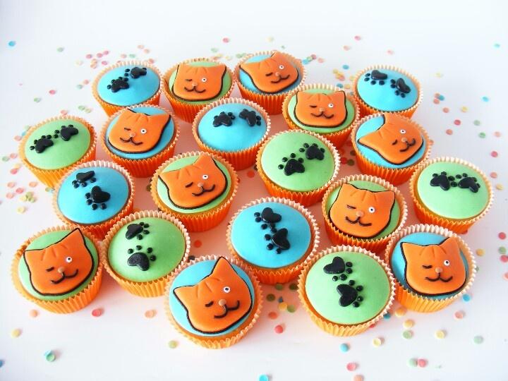 Dikkie Dik cupcakes * made by http://www.facebook.com/KirstensTaartDromein