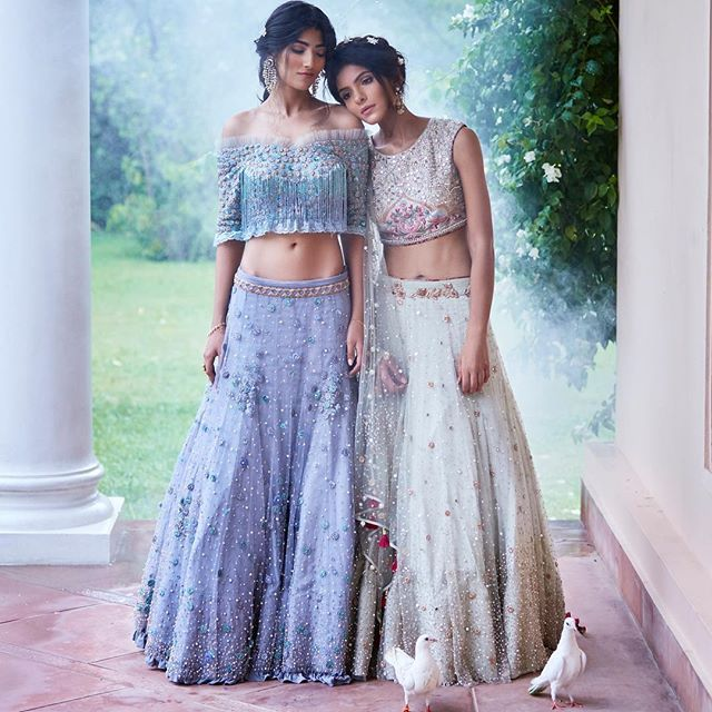 Daydream by @monikanidhii 2017 Collection #bollywood #style #fashion #beauty #bollywoodstyle #bollywoodfashion #indianfashion #celebstyle #instastyle #instastyle #celebrityfashion #afashionistasdiaries #monikanidhii #collection #lookbook