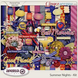 Summer Nights - Kit