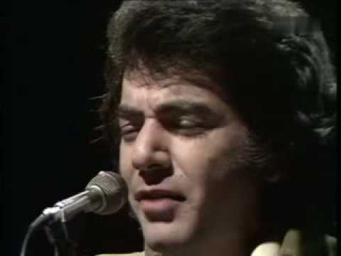 Neil Diamond - Cracklin' Rosie  1971 concert video