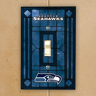 seahawks decorations | Room Decor & Accessories » Seattle Seahawks NFL Bedding, Room Decor ...
