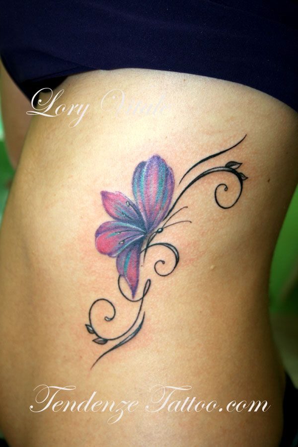 Rose Tattoos | farfalla tattoo, farfalle tatuaggi, butterfly tattoo, disegni farfalle ...