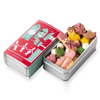 The Steadfast Tin Soldier_Hans Christian Andersen Cookies -- Wouldn't it Be Loverly? --