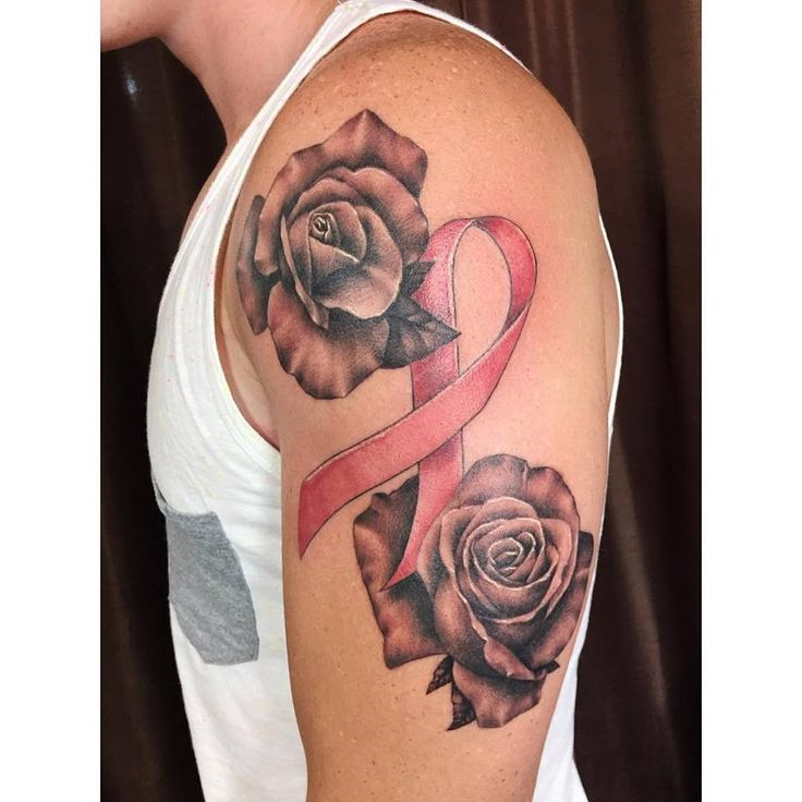 The 16 best Breast Cancer Tattoo images on Pinterest | Cancer ribbon ...