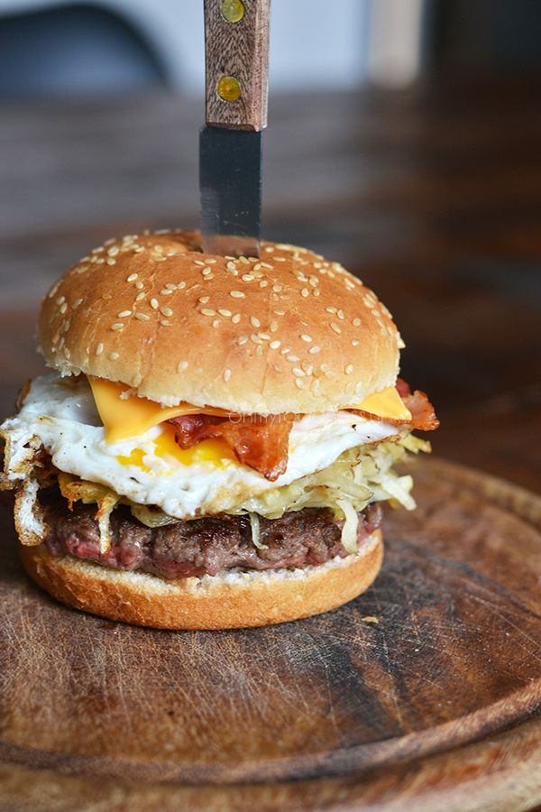 Bacon Slamburger