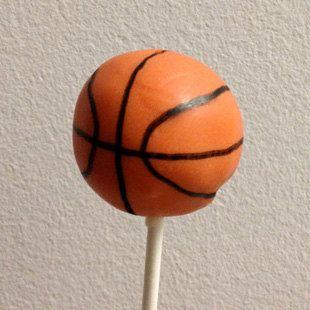 BASKETBALL CAKE POPS, Sports Cake Pops, Soccer Cake Pops, Tennis Cake Pops, Golf Cake Pops, Baseball Cake Pops