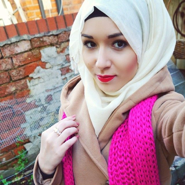 Awesome colors! Nabiilabee #hijab #hijabi #style #fashion