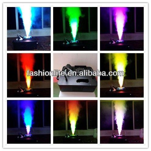 DJ Lights / Stage Lighting 1500W Led Upright Smoke Machine