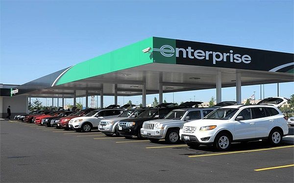 Enterprise Rent A Car Is Getting Into The New Car Subscription Service Business They Ll Be Testing This With