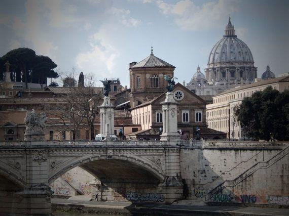 Art print Angoli di Roma Fine Art  Ponte