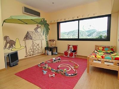 Curious George Kids Room